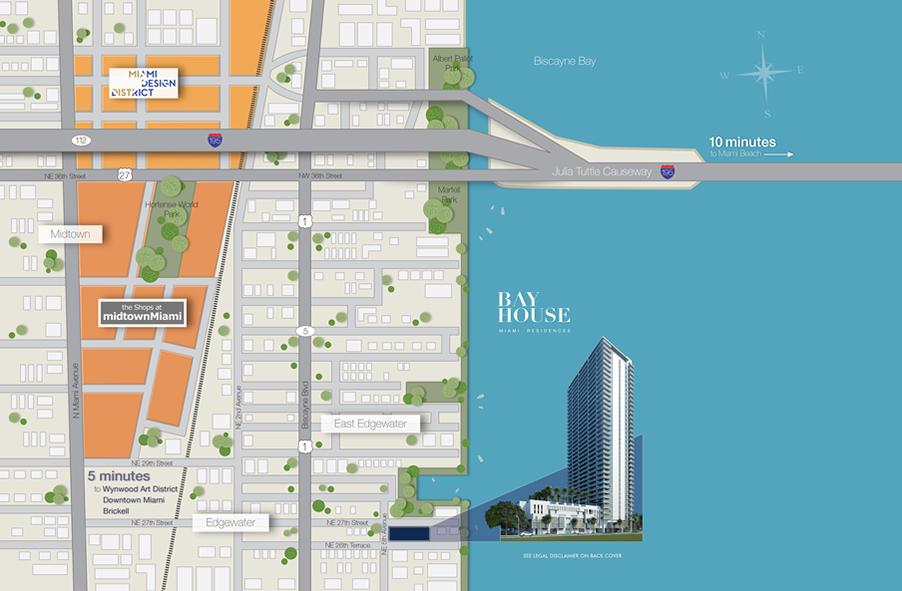Bay House Miami Residences
